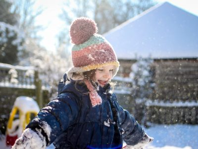 Our top tips for beating the last of the winter blues